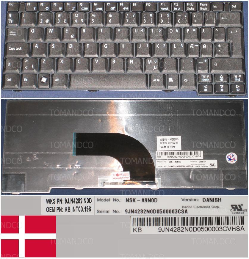 acer n15p2 how to put keyboard keys on
